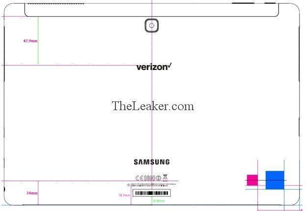 Samsung Galaxy TabPro S2 W727 Price