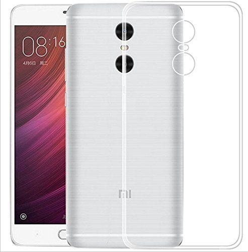 Redmi Note 4 transparent cover and case