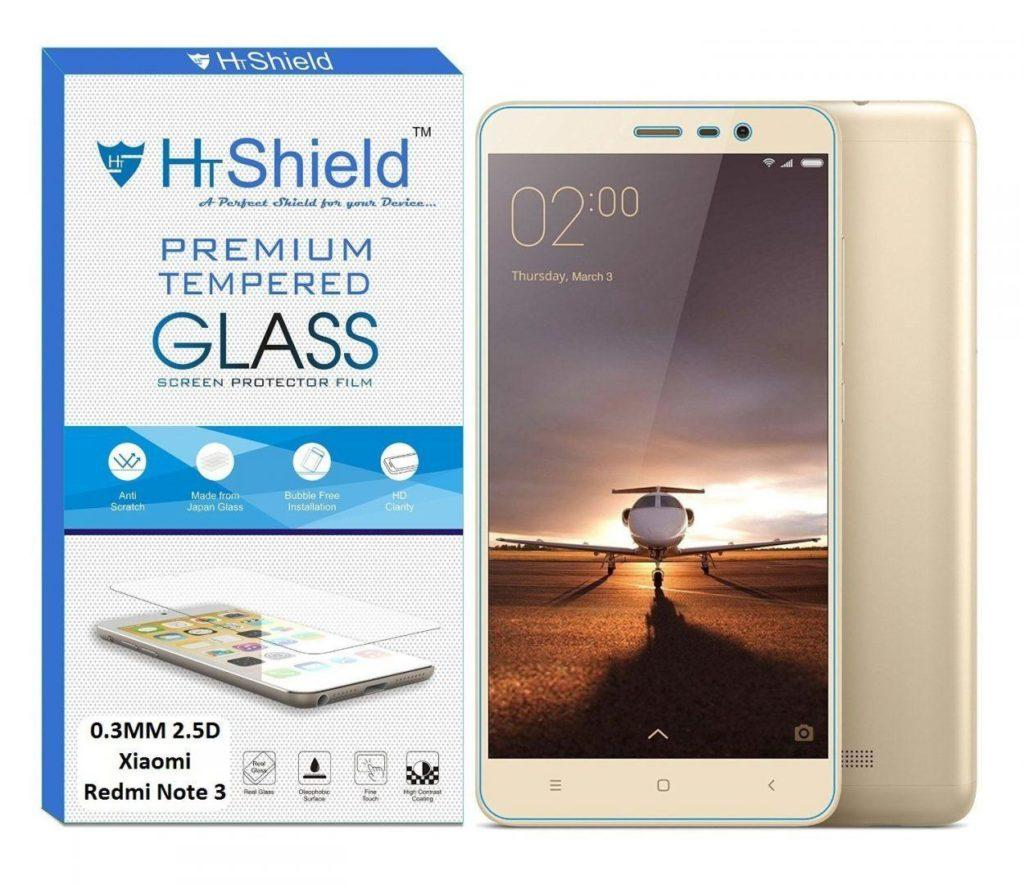 best tempered glass for redmi note 3 pro