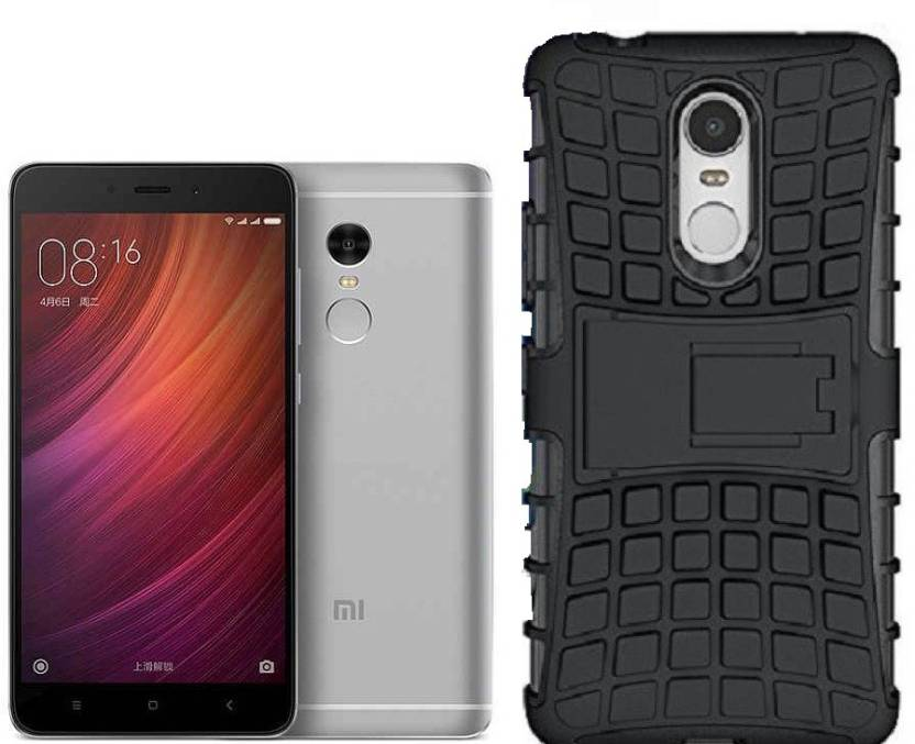 Redmi Note 4 bumper case and cover