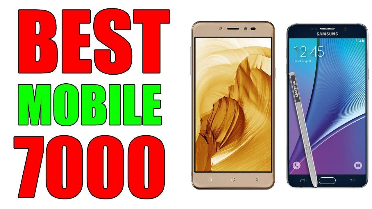Best 4g Volte Smartphones Under Rs 7000 In India