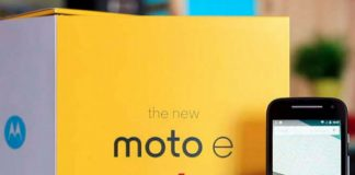 Moto E4 Plus Box image