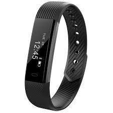CURIOCITY Fitness Tracker
