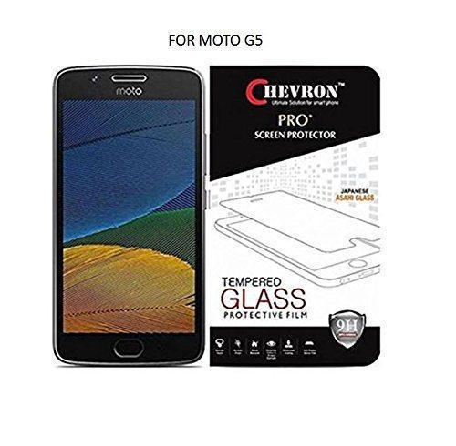 Best Moto G5 Tempered Glass