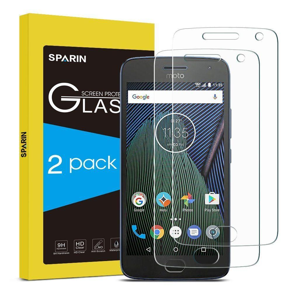 Moto G5 Plus screen protector