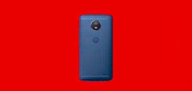 Back Image of Moto X 2017