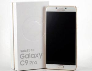 Samsung Galaxy C9 Pro (best Samsung phone under 40000)