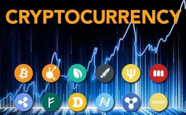 Cryptocurrency Top 10 Cryptocurrencies World