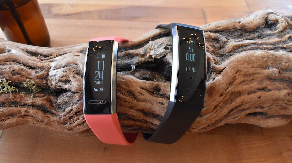 Huawei Band 2 And Band 2 Pro With Gps And Heart Rate