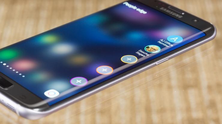S7 edge Samsung security update