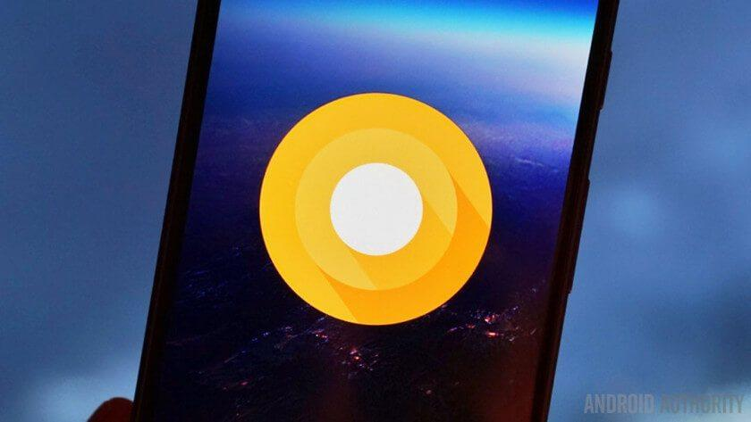 Android 8.0 O update