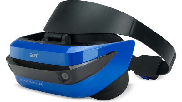 Windows Mixed Reality VR