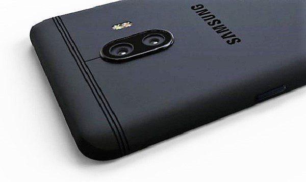 Galaxy j7 dual cameras