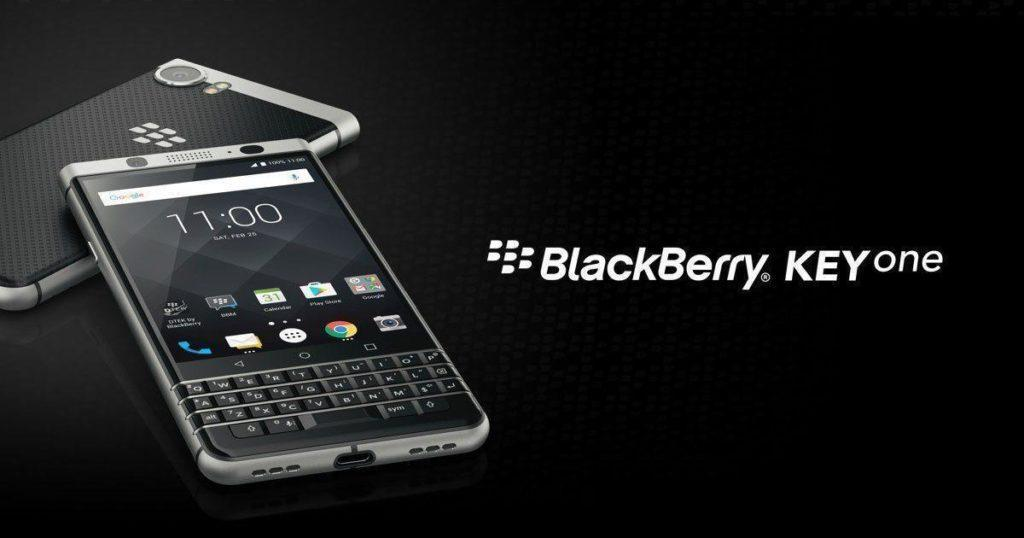 blackberry keyone Android p 9.0 update