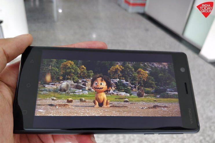 Nokia 3 gaming review
