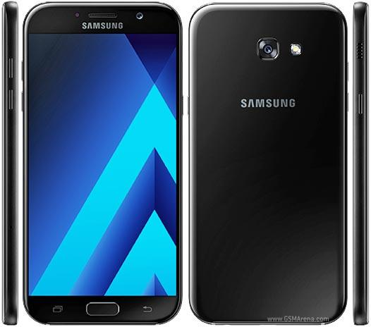 galaxy a7 a5 android nougat