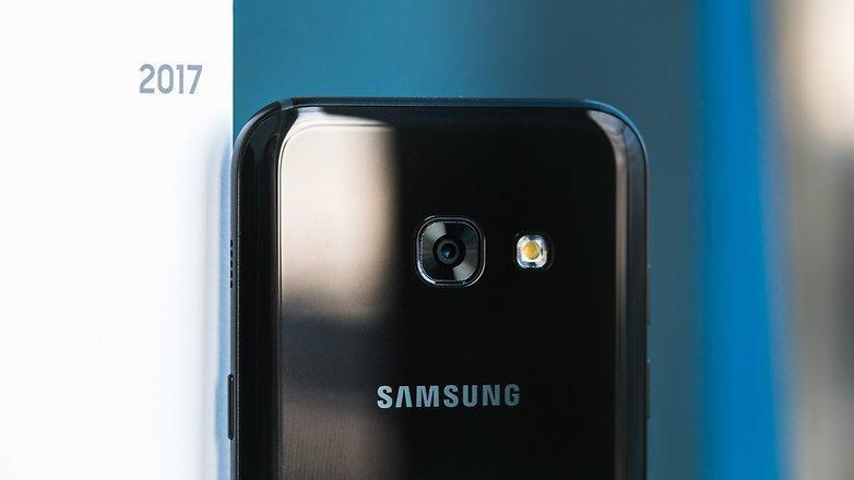 Galaxy A3 Nougat Update