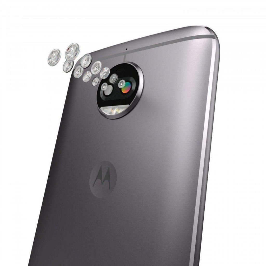 Moto G5S Camera