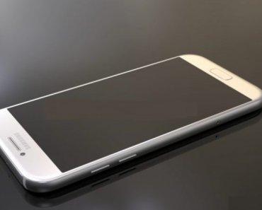 Samsung Galaxy a5 2018 in white color