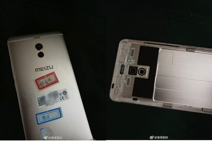 Meizu M6 Note spotted on Geekbench with Qualcomm Snapdragon 625 chipset
