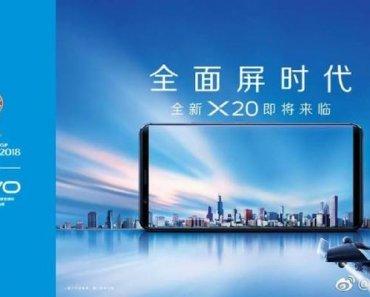 Vivo X20 FiFA poster
