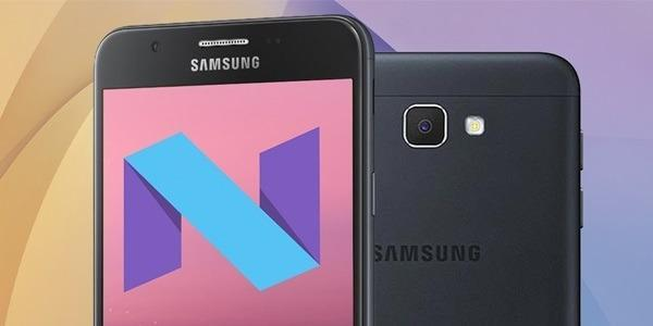 Download Android 7.0 Nougat For Samsung Galaxy A9 Pro (SM-A910F)