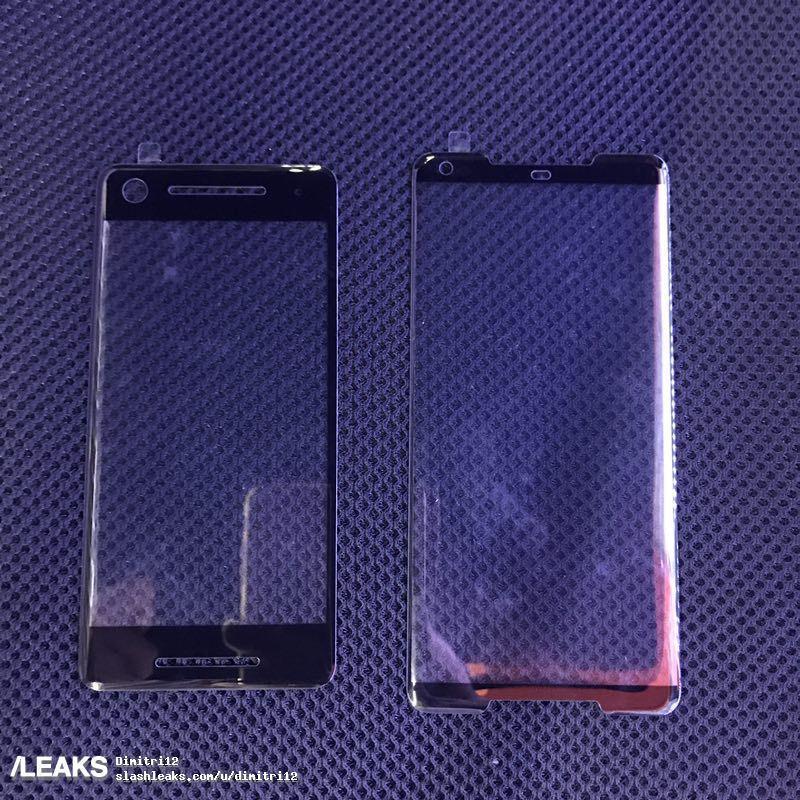 Pixel 2 and Pixel 2 XL Screen protector