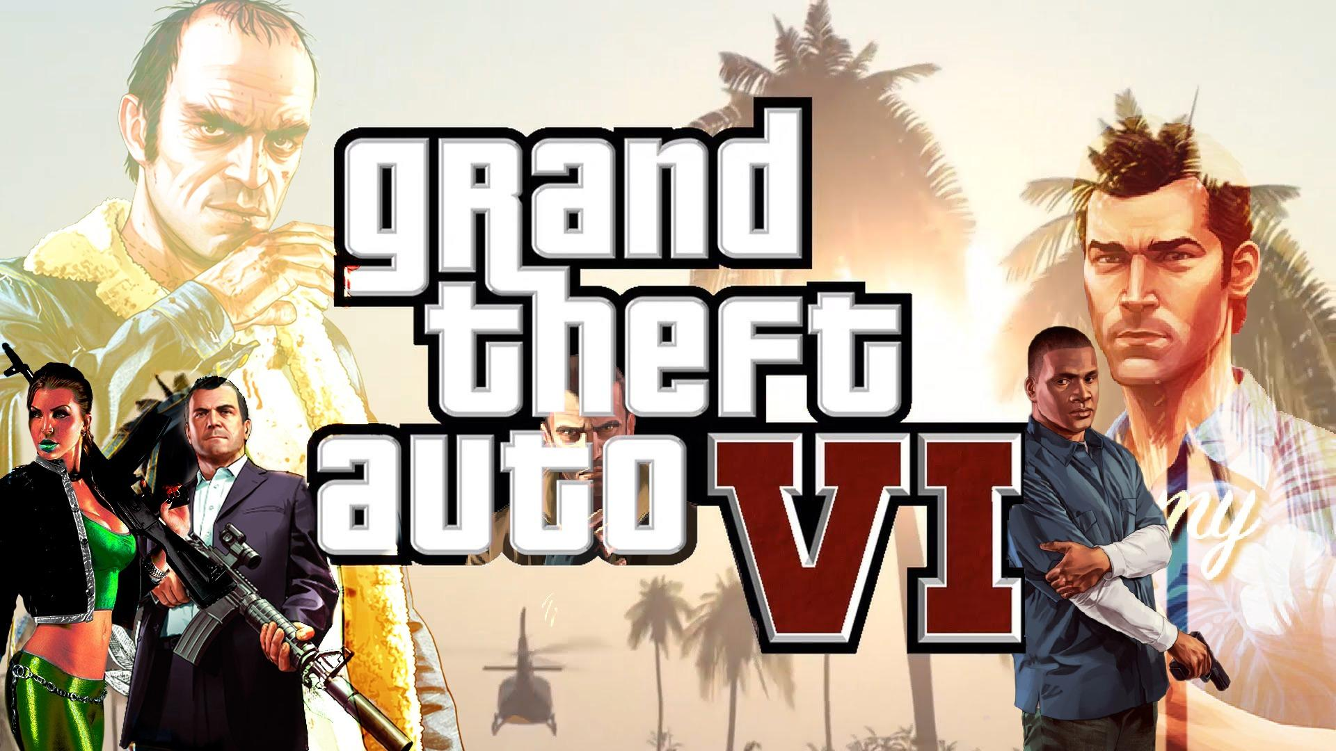 Gta 6 Cover: Grand Theft Auto 6 (GTA 6) Every Rumor And Leak In One Place