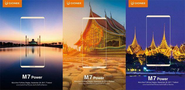 Image result for Gionee M7 Power