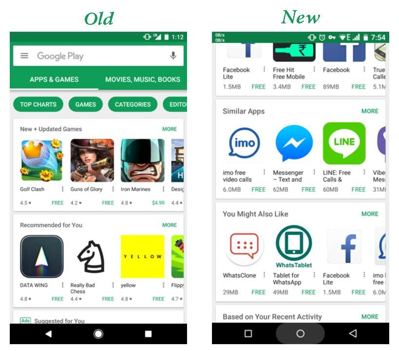 Download google play store app latest version apk update Play store app