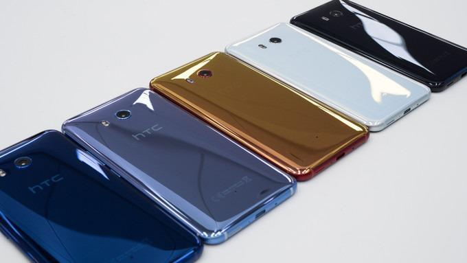 HTC U11 Android P 9.0 Update