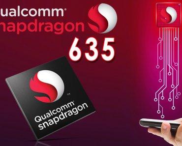 Qualcomm Snapdragon 635