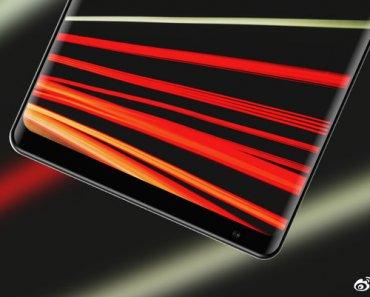 Xiaomi Mi Mix 2 Renders