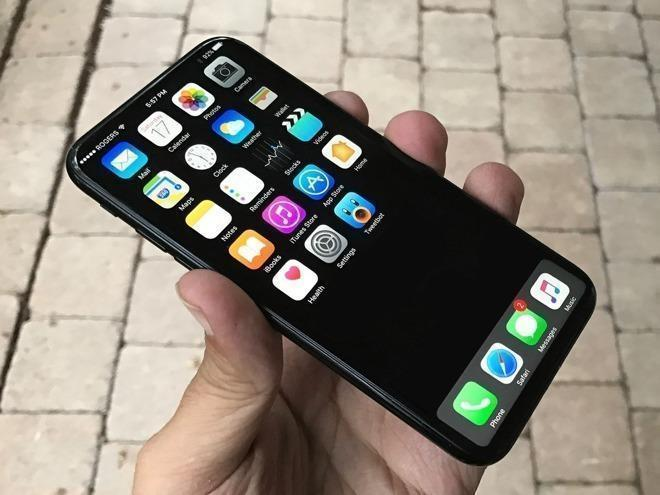 iPhone 8 concept render