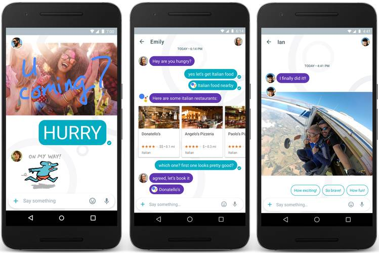 Google Allo APK Latest Version for Android and Tablets