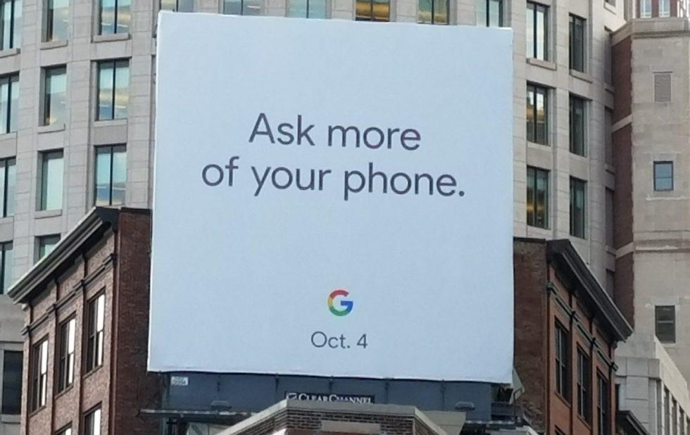 Pixel 2 Series Launching On October 4, Google Confirms