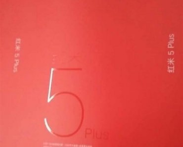 Redmi Note 5 Plus Retail box leaks