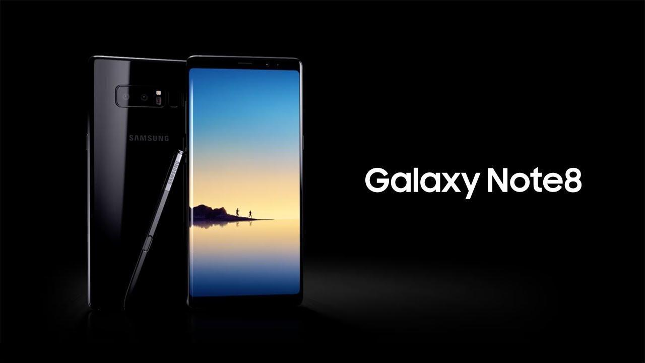 Samsung's Pre-Orders for Galaxy Note 8 Beat Expectations