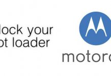 unlock Bootloader of any Motorola Moto Smartphone