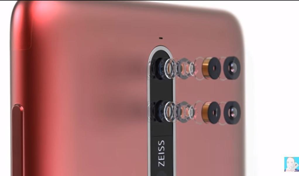 Nokia 9 Dual zeiss cameras