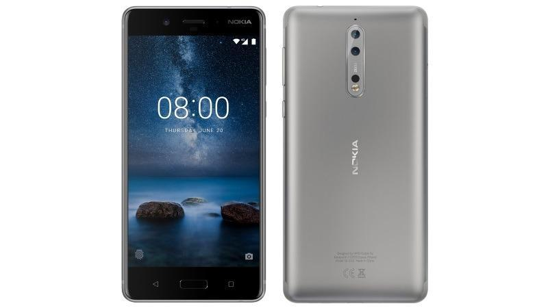 HMD Global to rollout Android 8.0 Oreo for Nokia 8 by October