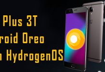 Hydrogen OS Android Oreo for OnePlus 3T