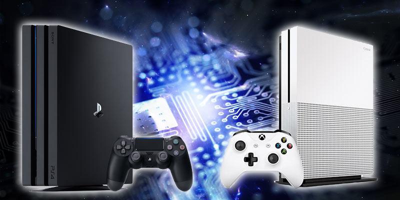 PS4 PRO vs XBox One S