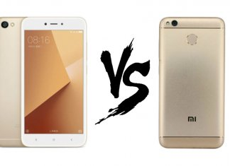 Redmi Note 5a vs Redmi 4