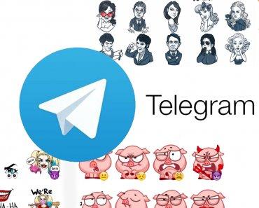 Telegram New sticker update download