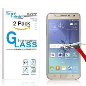 best tempered glass For Galaxy J7-kaitin 9h screen guard