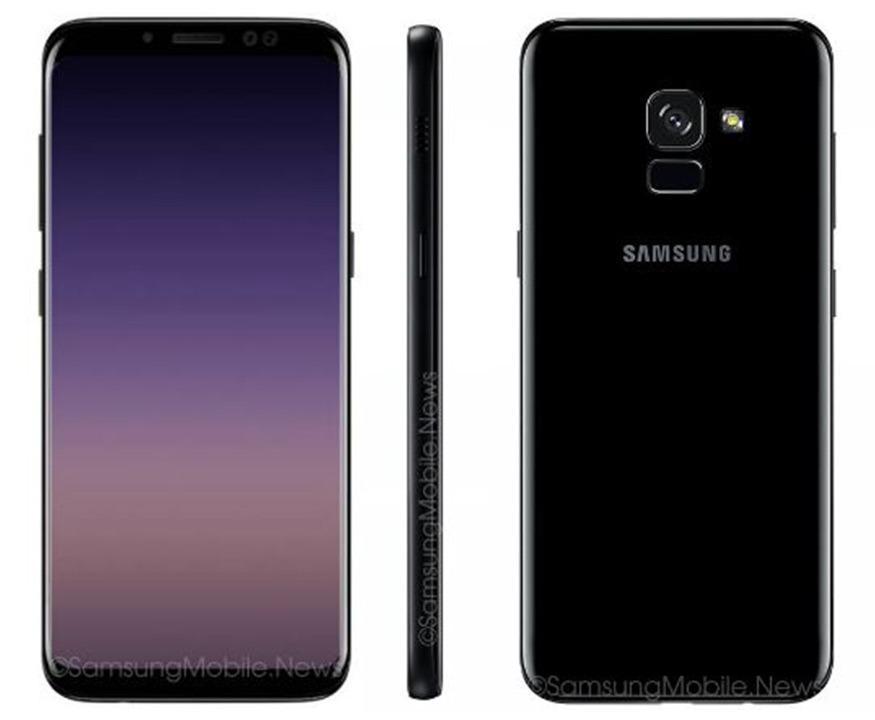 Galaxy A 2018