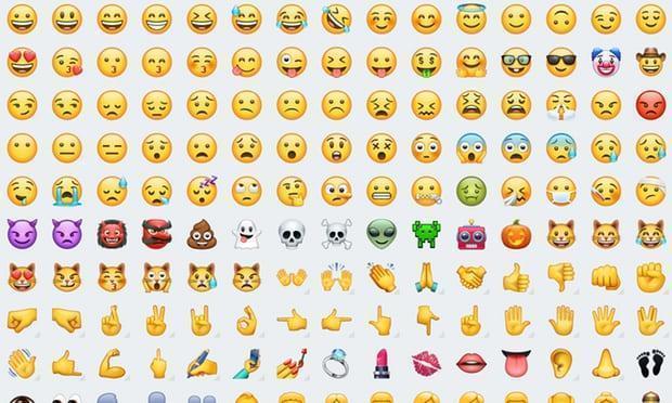 WhatsApp's new universal emoji set looks very familiar