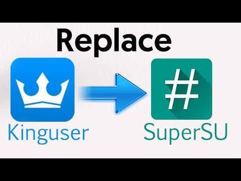 как удалить приложение kinguser с андроид