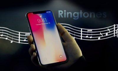 How to set custom ringtone on iphone X